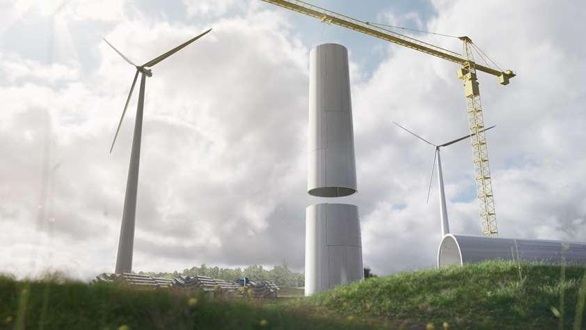 Back to the future for wind turbines?